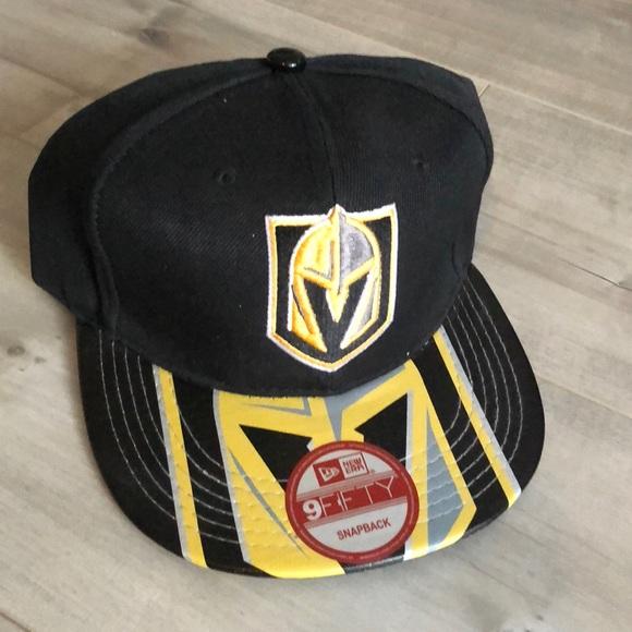 New Era Vegas Golden Knights snap back hat d5f1a90c46cf